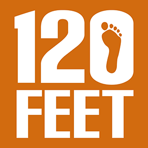 120Feet Retina Logo