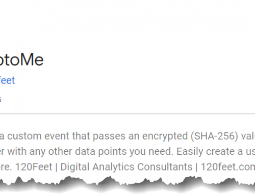 Encrypt User IDs and PII in your GTM tags – CryptoMe